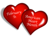 Thumb heart month